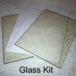 Silent Flame Glass Kit