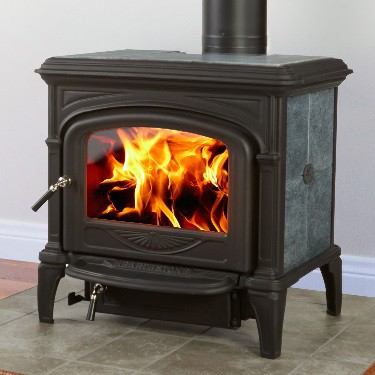 The Phoenix Soapstone Wood Stove By Hearthstone