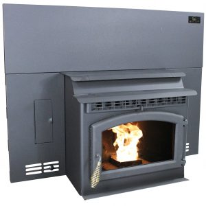 Breckwell SP23I Sonora Pellet Stove w/Surround Panel