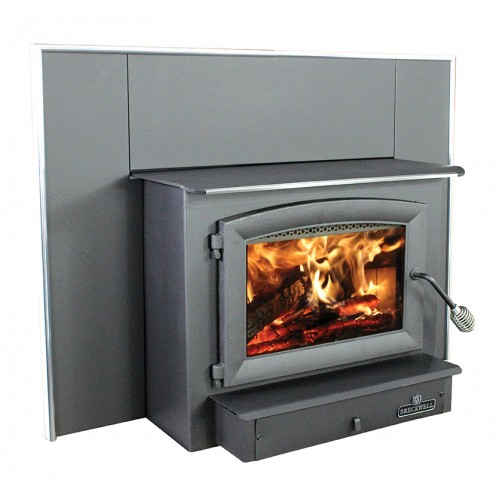 Breckwell Sw740 With Surround Panel Buck Stove Amp Pool Inc
