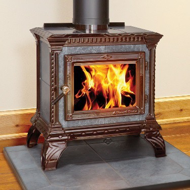 The Tribute Soapstone Wood Stove By Hearthstone