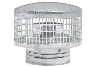 Detachable Cap Stainless Only 6″