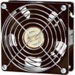 doorway fan
