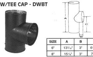TEE-W/TEE CAP-DWBT