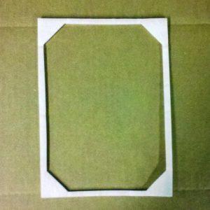 Glass Gasket 6.5″ x 9″