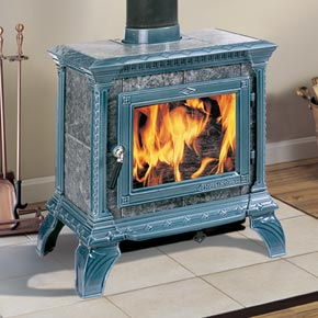 the tribute soapstone wood stove by hearthstone. Black Bedroom Furniture Sets. Home Design Ideas