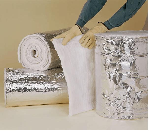 Foil Faced Blanket Roll Servicesales Com