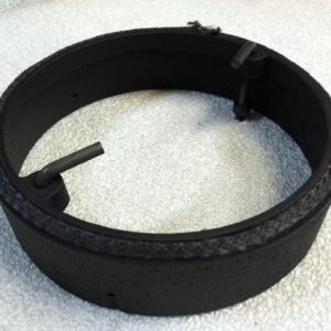 8″ Cast Chimney Connector/Collar