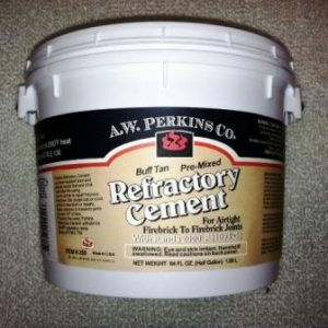 Refractory Cement (One Gallon)