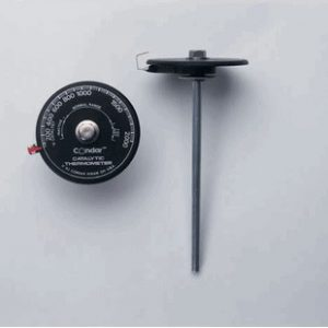 Catalytic Probe Thermometer