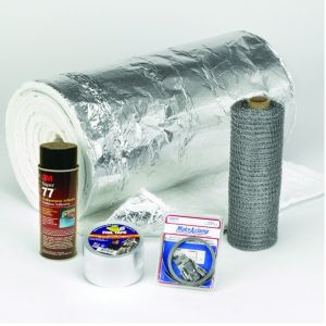Insulation Kit For Flex Pipe