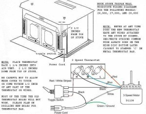 Buck Stove Repair Help ndash Diagrams Manuals Buck Stove